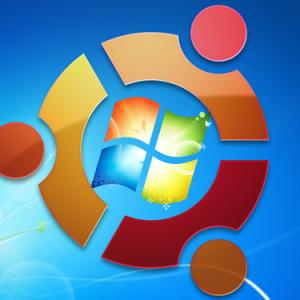 Windows and Ubuntu